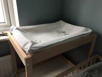 Ikea Sniglar change table, as good as new