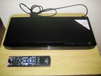 LG Blue Ray And DVD Player. Model Number BD 555. With Remote Control.