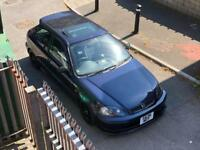 Honda Civic Ej9 1.4 low miles hatchback