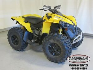 2014 Can-Am Renegade 1000 REDUCED!