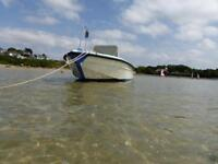Humber river boat ,diesel ,jet drive,fishing, day boat,open boat not sunseeker, bayliner