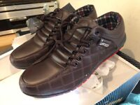 MENS NEW CAUSAL TRAINERS SIZE 42 '8'