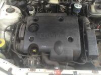 Rover 2.0 Diesel engine 76000 miles