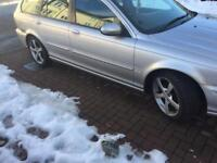 """17"""" alloys and tyres 108x5 jaguar/ford fittment"""