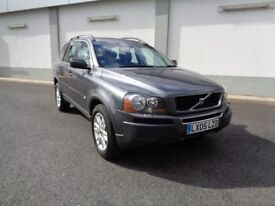 2005 VOLVO XC90 4WD D5 AUTOMATIC 7 SEATER