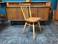 Model 391 Chair by Ercol. Retro Vintage Mid Century