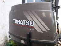 Tohatsu 50Hp 2 stroke outboard engine, Longshaft, M50D2, 2001 model.