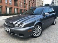 2008 Jaguar X Type 2.2D Estate** FULL SERVICE HISTORY** IMMACULATE CONDITION not S type
