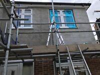 K-rend & external wall insulation