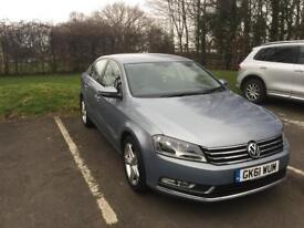 Volkswagen Passat 2.0TDI BlueMotion Tech 2011, £7800