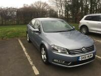 Volkswagen Passat 2.0TDI BlueMotion Tech 2011, £7800