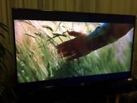 "50"" SHARP AQUOS SMART LED 3D tv for sale"
