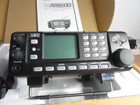 AOR AR8600 Communications Receiver as new a few months old