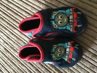 Thomas the Tank engine slippers