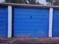 SINGLE LOCK-UP GARAGE FOR SALE IN TOTNES.