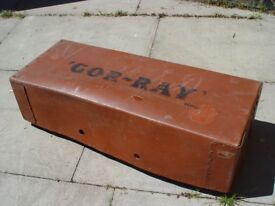 FREE DELIVERY Vintage Retro Gor Ray Storage Box