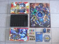 Doctor Who The Interactive Electronic Board Game Boxed Complete BBC Game