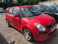 FINANCE AVAILABLE SUZUKI SWIFT 1.4 4 DOOR EXCELLENT CONDITION IDEAL FIRST CAR