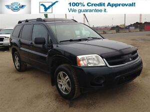 2006 Mitsubishi Endeavor LS 4WD Heated Seats & SunRoof!! Amazing