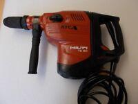 Hilti Te 80 ATC AVR 110v SDS Max Combi Hammer Drill / Demolition Breaker