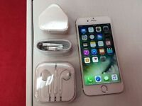 Apple iPhone 6 64GB, Gold, Unlocked, +WARRANTY, NO OFFERS
