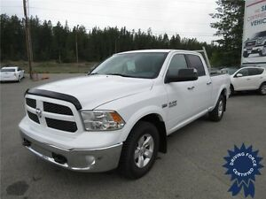 2014 Ram 1500 Outdoorsman 4WD Crew Cab, 5.7L Hemi V8, Low KMs