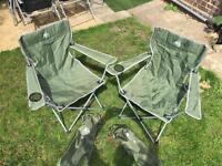 2 Camping chair