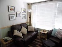 Holidays in Cornwall/Devon..Holiday Chalet allows dogs sleeps 5+ set in lovely Manor house grounds