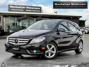 2013 MERCEDES BENZ B250 PREMIUM PKG - B.CAMERA|PHONE|NO ACCIDENT