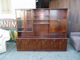 Large Welsh Dresser Type Side Board Display Unit Delivery Available