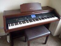 Technics sx-PR602 Digital Piano with Piano Stool (Price Negotiable)
