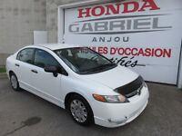 2008 Honda Civic DX-A Sedan AT