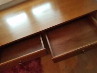Laura ashley solid wooden coffee table