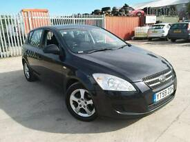 KIA CEED BLACK DIESAL MANUAL