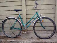 Dutch fisher 3 speed bike Town bike Needs Work