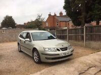 SAAB 9-3 1.9 TID LINEAR SPORT [120], FULLY SERVICED, JUST HAD CLUTCH KIT REPLACED, DRIVES VERY WELL