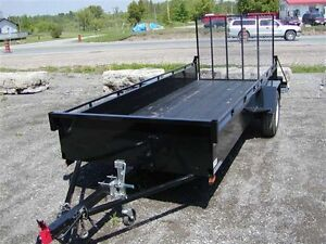 2017 Advantage 5x14  ATV Trailer Peterborough Peterborough Area image 1