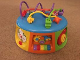 Multi-activity toy - in excellent condition