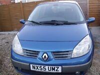 2005 Renault scenic