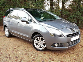 Peugeot 5008 2.0 HDi Exclusive 5dr 7 Seater MPV