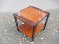 Lovely Mahogany Centre Side Coffee Table