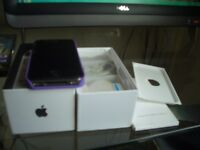 IPHONE 4 FULLY BOXED VGC