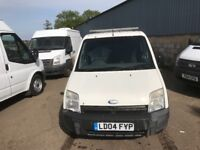 FORD TRANSIT CONNECT 2004.SWB.GOOD RUNNER.READY FOR WORK
