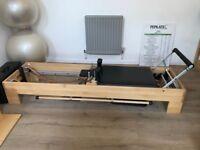 Balanced Body Centerline Reformer with Accessories
