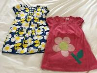 3 Almost new Boden and 1 Joules dress