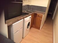SMALL ONE BEDROOM FLAT FURNISHED AT GROUND FLOOR NEAR PRESTON RD STATION