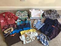 26 piece baby boy bundle 9-12 12-18m
