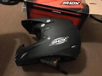 Motorcross Shox Helmet