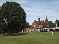 Chef / Cook required full time at Brickendon Grange Golf Club