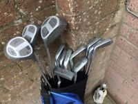Howson Circuit Design 600 Golf Club Full Set with Bag